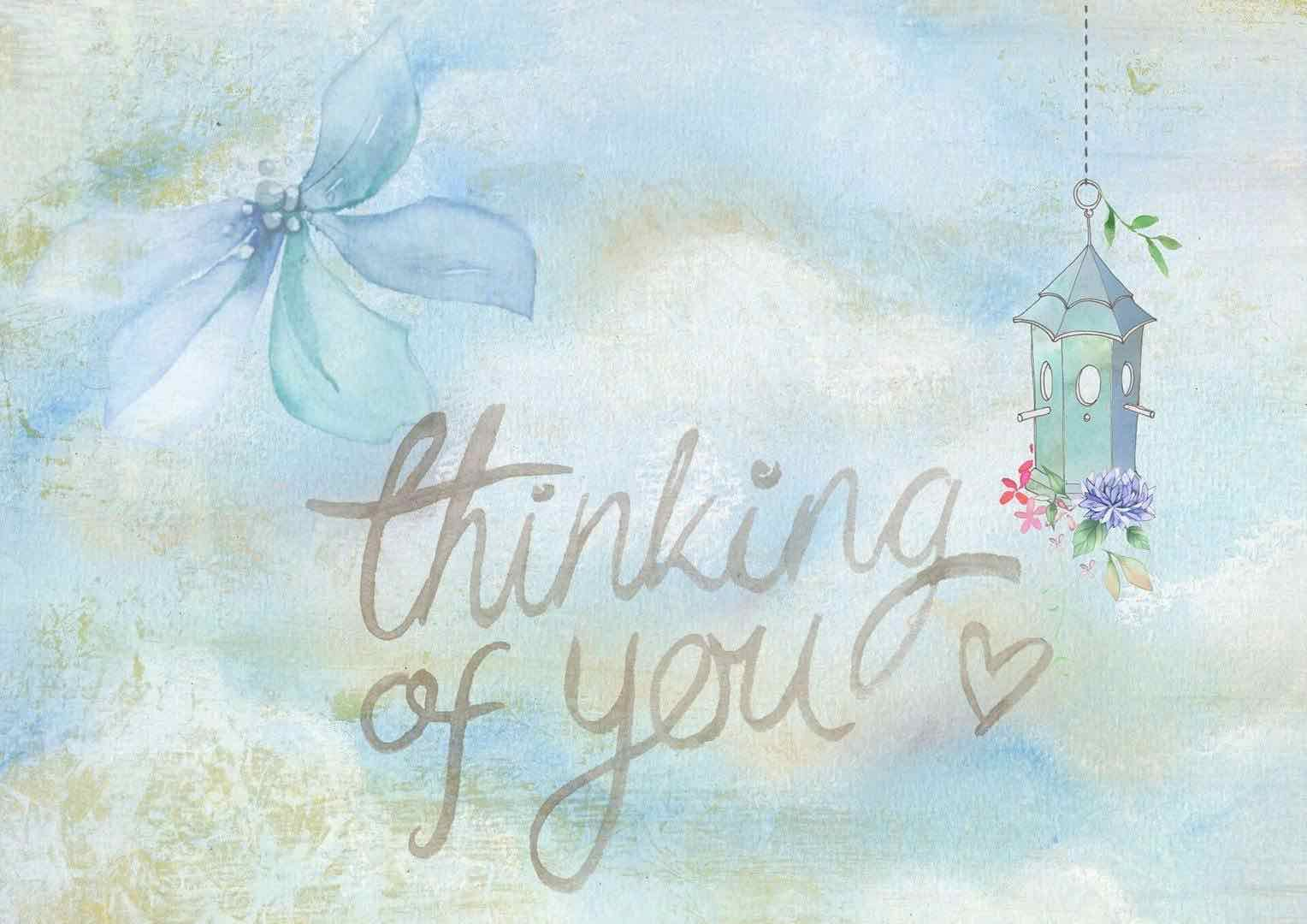 3 Best Thinking of You Quotes - Quote.cc